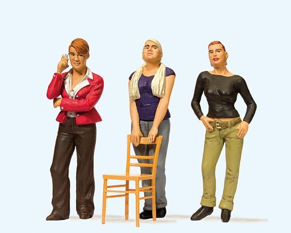 Preiser 45139 - G - Drei junge Damen
