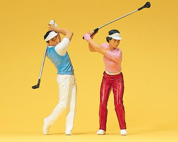 Preiser 45040 - G - Golfspieler