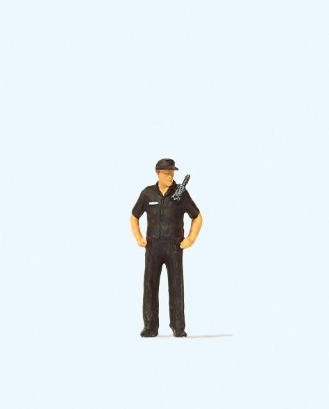 Preiser 28108 - H0 - Sicherheitsdienst