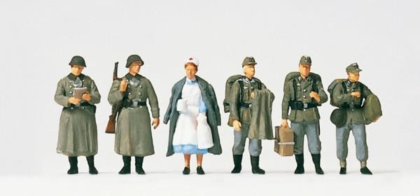 Preiser 16542 - Heimaturlaub