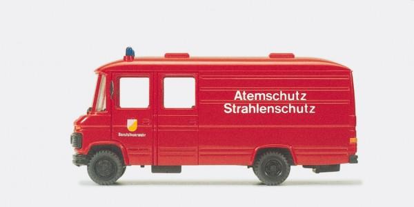 Preiser 35018 - H0 - Gerätewagen GW Atemschutz/Strahlenschutz