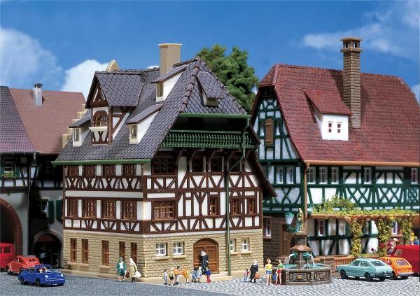 Faller 232280 - N - Fachwerkhaus Franken