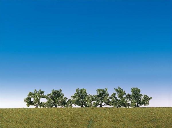Faller 181478 - 6 Büsche weiß blühend, 40 mm