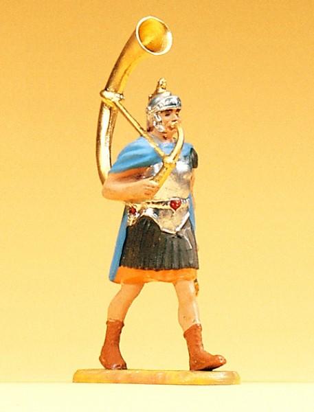 Preiser 50204 - 1:25 - Römer im Marsch mit Tuba