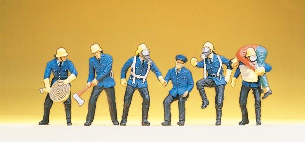 Preiser 14206 - H0 - Feuerwehrmänner