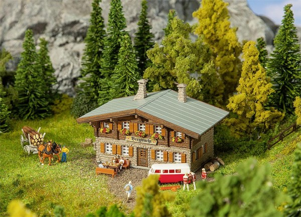 Faller 232338 - N - Bergwachthütte