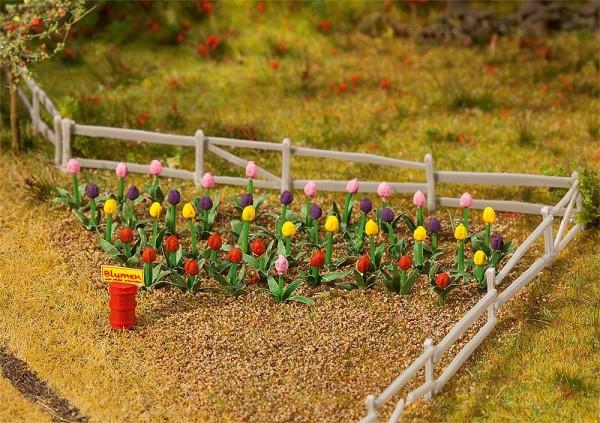 Faller 181262 - 36 Tulpen, 7 mm