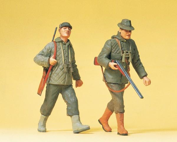 Preiser 45136 - Jäger gehend