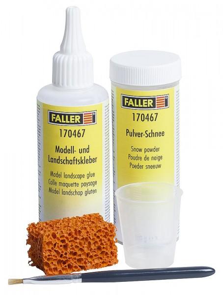 Faller 170467 - Schneepulver-Set