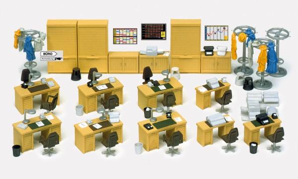 Preiser 17184 - H0 - Büroeinrichtung