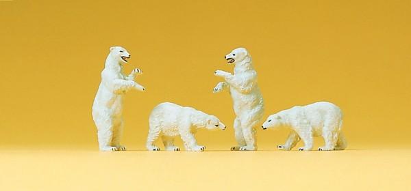 Preiser 79716 - Eisbären