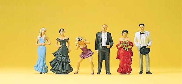 Preiser 10331 - H0 - Hochzeitsgäste