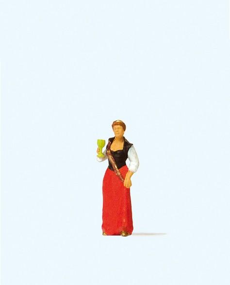 Preiser 29105 - H0 - Weinkönigin