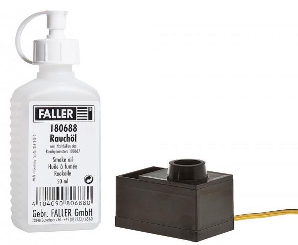 Faller 180690 - Rauchgenerator Set