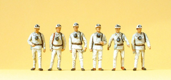 Preiser 10555 - Bergarbeiter