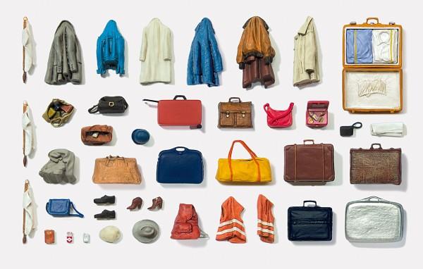 Preiser 65811 - Koffer und Taschen