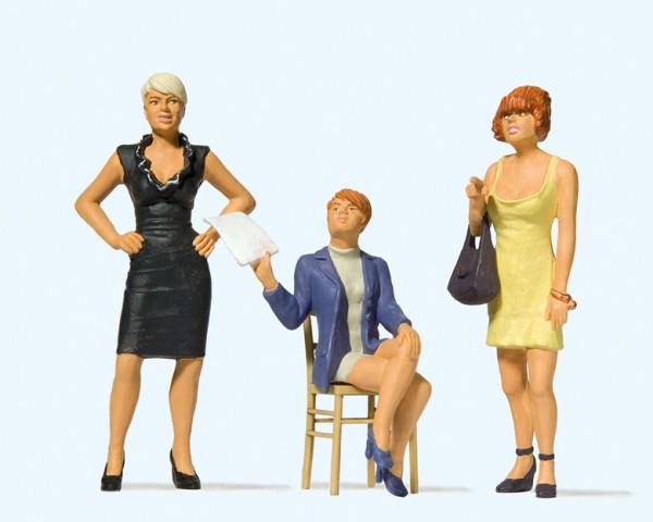 Preiser 44916 - G - Drei Damen