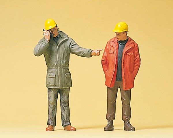 Preiser 45087 - G - Industriearbeiter