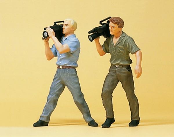 Preiser 57105 - 1:24 - Kameraleute