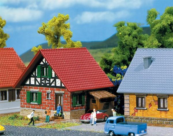 Faller 282764 - Z - Siedlungshaus, 48 x 41 x 38 mm