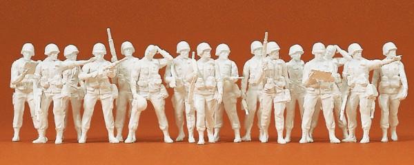 Preiser 16529 - H0 - US-Infanterie modern
