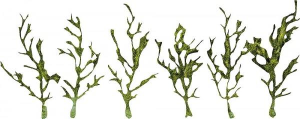 Faller 171839 - PREMIUM Rankgewächse grün