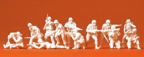Preiser 16533 - H0 - US-Infanterie modern, 12 Figuren
