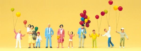 Preiser 24659 - Ballonverkäufer