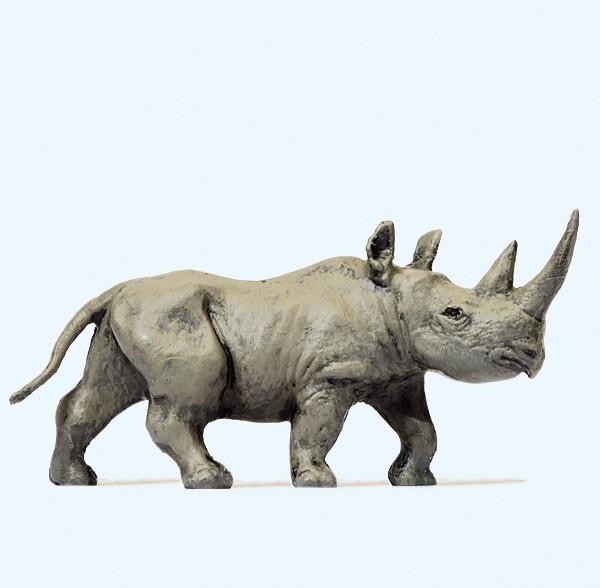Preiser 29521 - H0 - Afrikanisches Nashorn