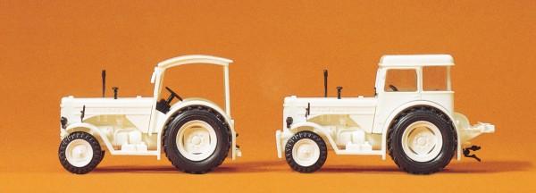 Preiser 24679 - Hanomag R 55 weiß
