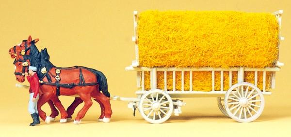 Preiser 30477 - H0 - Getreidewagen