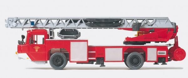 Preiser 35012 - H0 - Magirus Drehleiter DLK 23-12