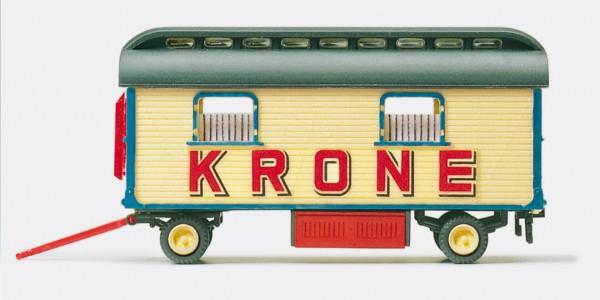 """Preiser 21015 - H0 - Wohnwagen """"Zirkus Krone"""""""