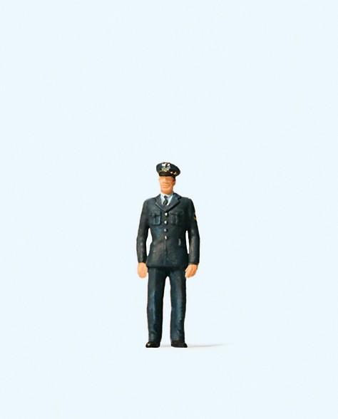 Preiser 28070 - H0 - Bundespolizist 2006