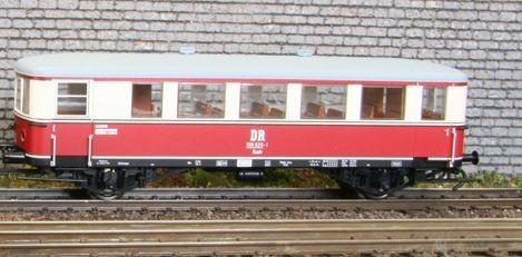 Kres N1405D - N - Beiwagen BR 190 820-1 der DR (Digital)