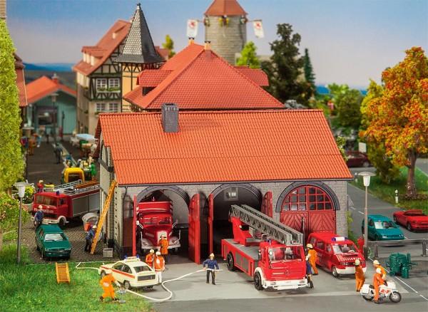 Faller 130162 - H0 - Feuerwehrgerätehaus