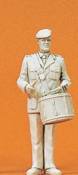 Preiser 64372 - 1:35 - Musiker mit Spielmannstrommel
