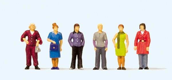 Preiser 10629 - H0 - Stehende Frauen