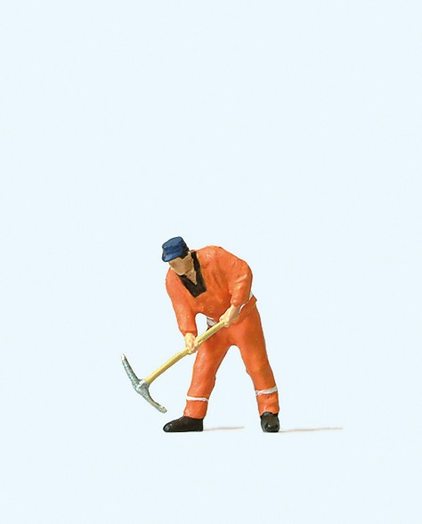 Preiser 28090 - H0 - Gleisbauarbeiter