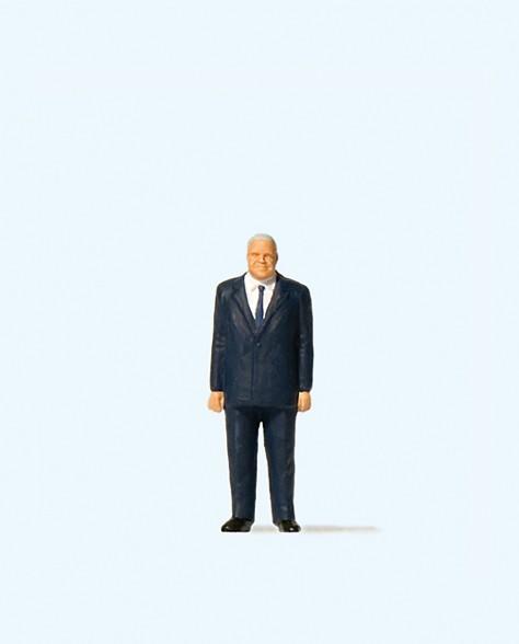 Preiser 28174 - H0 - Helmut Kohl