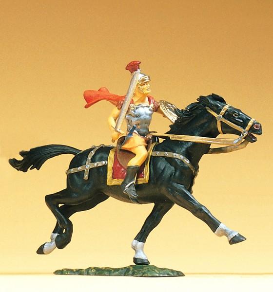 Preiser 50272 - 1:25 - Römer reitend mit Schwert