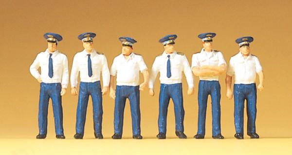 Preiser 72408 - Soldaten in Sommeruniform