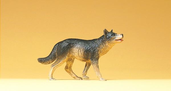 Preiser 47526 - 1:25 - Wolf