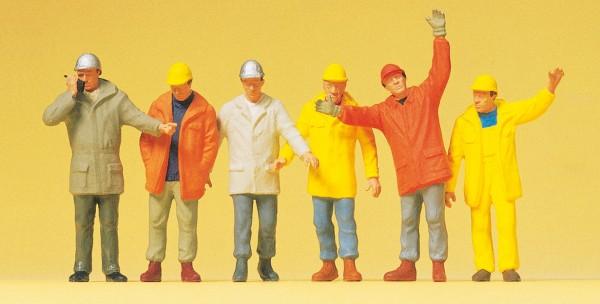 Preiser 68214 - Industriearbeiter