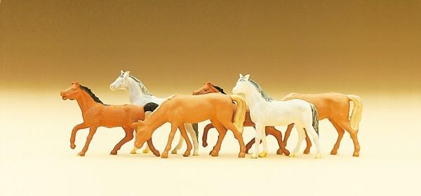 Preiser 79150 - Pferde
