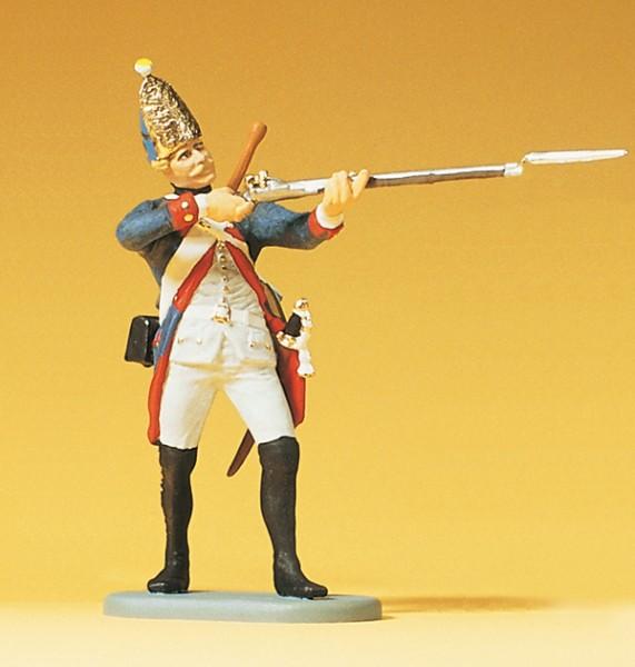 Preiser 54149 - 1:24 - Grenadier stehend schießend