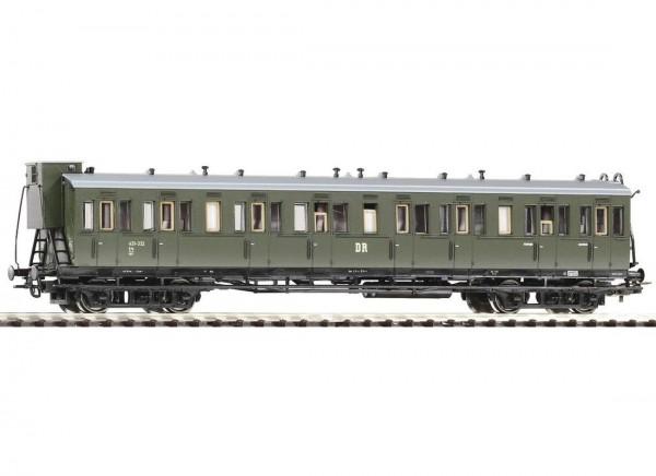 Piko 53212 - Abteilwg. 2.Kl. B4p DR III m.Bh.