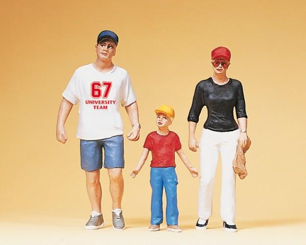 Preiser 45106 - G - Junge Familie