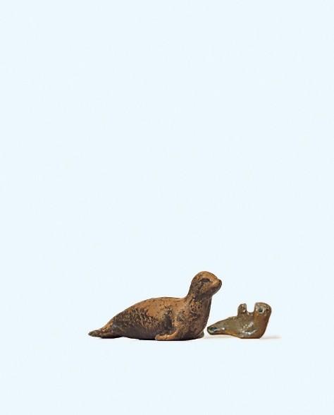 Preiser 29518 - H0 - Seehund