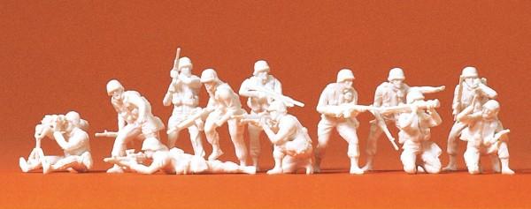 Preiser 72519 - US-Infanterie im Gefecht